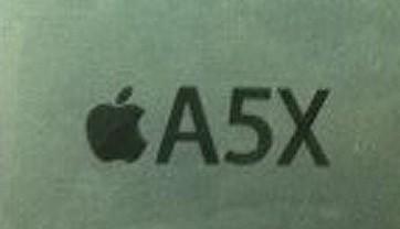 iPad3将采用改良版A5处理器A5X