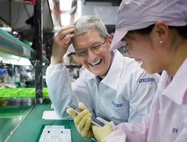 为什么那么多厂商以找到富士康代工为荣?