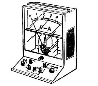 电压表外形