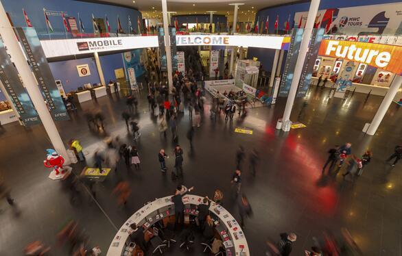 世界移动大会聚焦5G 台湾业者展现科技实力