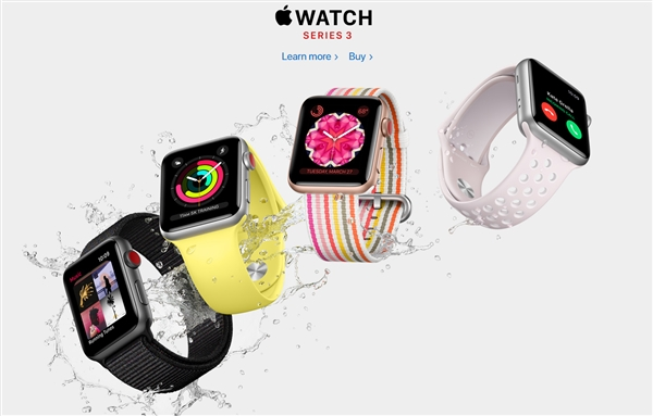 IDC:看好未来几年智能手表增幅 手环不容乐观