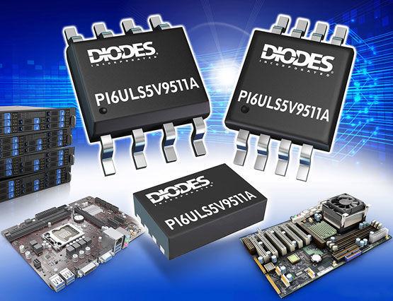 Diodes 公司推出双向缓冲器,可用于热插入环境自动连接并隔离串行汇排流