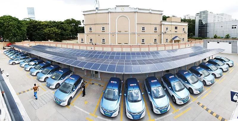 中国南方五省区年内将实现城际快速充电网络全覆盖