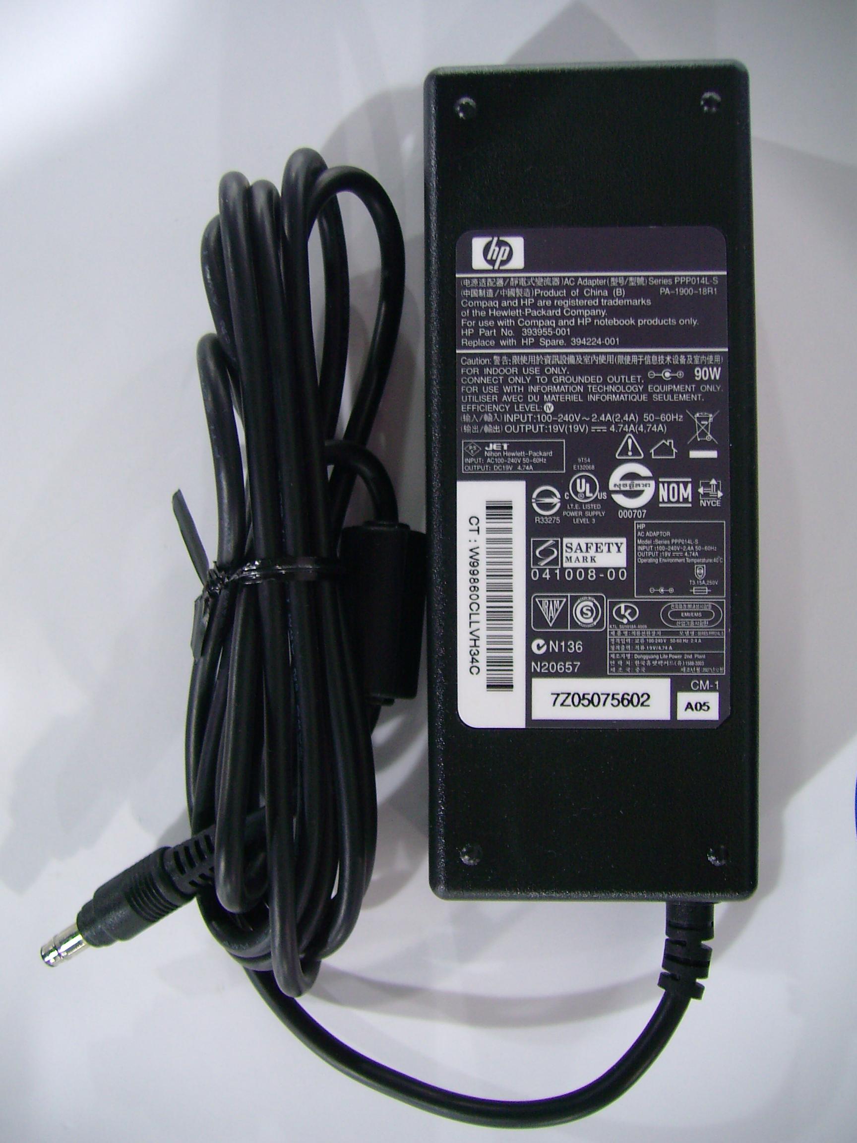 品牌/商标 惠普 本公司专业长期供应各类品牌/笔记本原装电源,质量