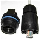 RJ45防水连接器