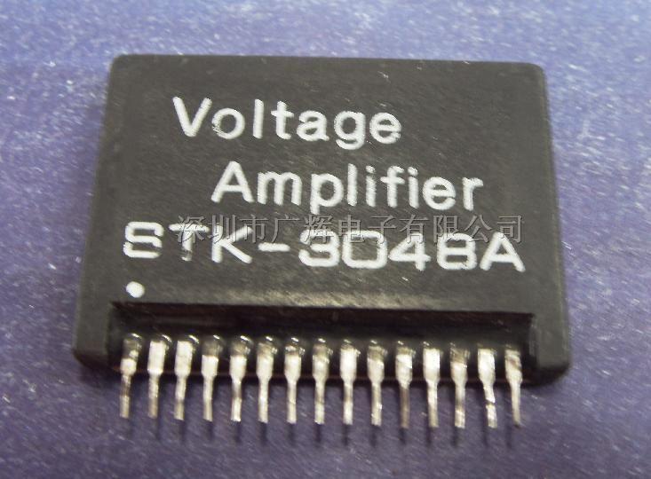 STK6153及外围元器件组成的2100W功放电路]的电路图  2100W双声道功率放大器,该电路采用了一块双声道高保真前置放大集成电路 STK3048A和两块高保真功放集成电路STK6153及外围元器件组成。STK3048A内部包含两组独立的前置激励运放,具有极低的失真和足够的推动功率,每组运放的输入端均有正、反向钳位保护二极管。STK6153内部电路采用互补全对称结构,具有高速率、高精度、大功率、低噪声的优良特性。用STK3048A和STK6153组成的2100W功放,具有动态范围大、瞬态响应快、