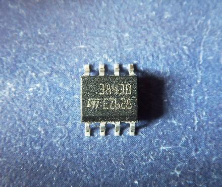 电流模式pwm控制器3843b