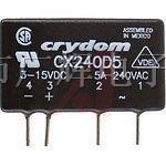 美国CRYDOM固态继电器CX系列产品/43.1*7.6*25.4