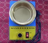 圆形纯钛无铅锡炉KLT-310直径100MM