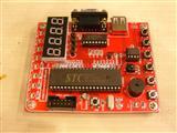 MCS51单片机开发板学习板