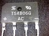 拆机桥堆TS4B06G,TS4B06