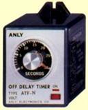 ANLY台湾安良断电延迟继电器ATF/TRF/ATS型