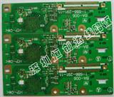 专业生产4层无线网卡PCB板