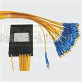 PLC平面光波导光纤分路器