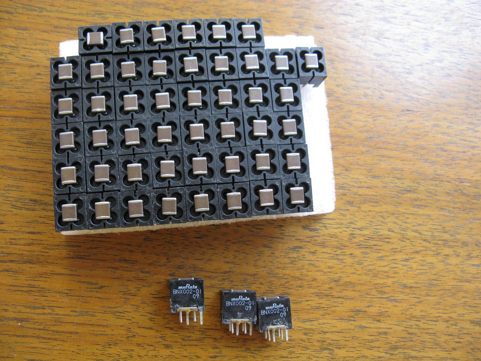 BNX002-01  村田 电容滤波器