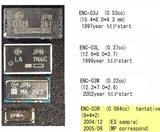 ENC-03RC-R陀螺仪传感器,也叫角度传感器