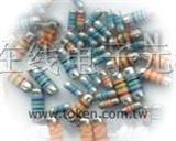碳素皮膜晶圆电阻器