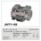 JUT1-6S端子