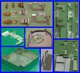 PCB屏蔽罩,PCB屏蔽罩手工样品,PCB板屏蔽罩,屏蔽壳,屏蔽盖,电路板屏蔽罩