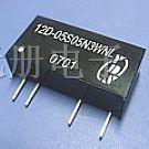 12D-3W单列直插隔离电源模块