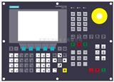 西门子802S数控系统数控机床 802S面板 802S按键板