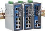 :MOXA EDS-408A-MM-SC 代理 工业以太网交换机