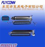 AMP/TYCO/57-64公单芯刺破+70640大铁壳连接器