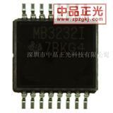 RS232收发器 - MAX3232IDBR