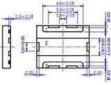 射频管RD07MVS1/RD07MVS1B