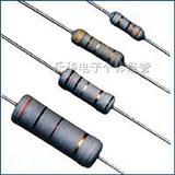 氧化膜电阻1/2W,1/4W,1/6W 全系列电阻