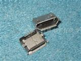micro usb接口 母座 5p 贴片直插 手机配件/手机尾插