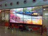 液晶大屏幕拼接墙,窄缝拼接大屏幕,LCD屏
