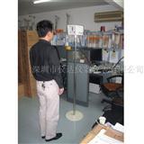 立式自动扫描红外体温检测仪LH-SA-310