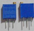 3296各阻值可调电阻