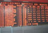 LED单/双/全彩色显示屏,广州电子显示屏