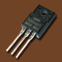 肖特基二极管MBR10200