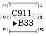 韩国PARTRON贴片环形器CL05B(L)R0911AAE