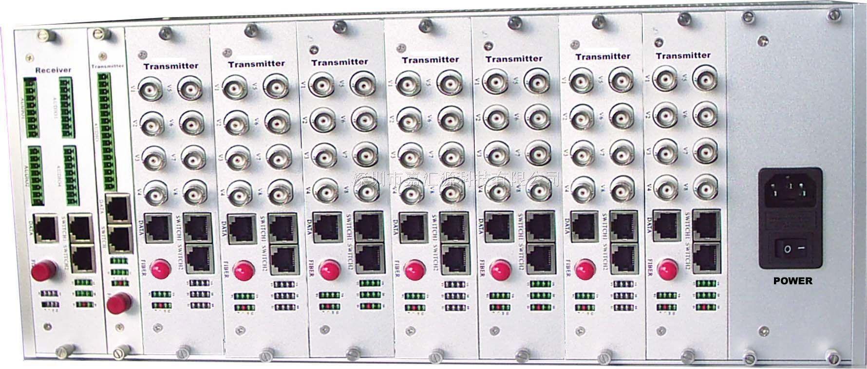 供应64路数字视频光端机