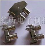 BNC锌合金插座插头
