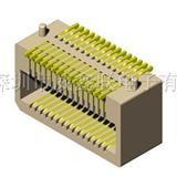 0.8MM侧插板对板连接器,单槽直插板对板连接器