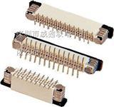立贴错脚位FPC座,FPC座专业生产双排针贴片连接器