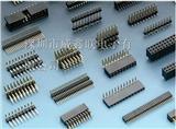 2.54mm排针系列,库存特价让利三排针,90/180度