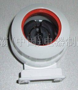 供应施霸优质T8防水灯座,螺钉安装固定,CE,ROHS