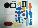 EVA回力胶冲压成型加工各类产品(图)
