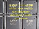 LC4256V-75T176C复杂可编程逻辑器件