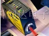美国Banner高性能R58色标传感器