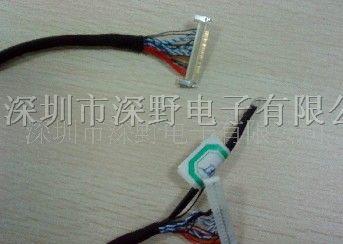 lvds屏蔽连接线