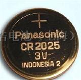 松下纽扣电池CR2025