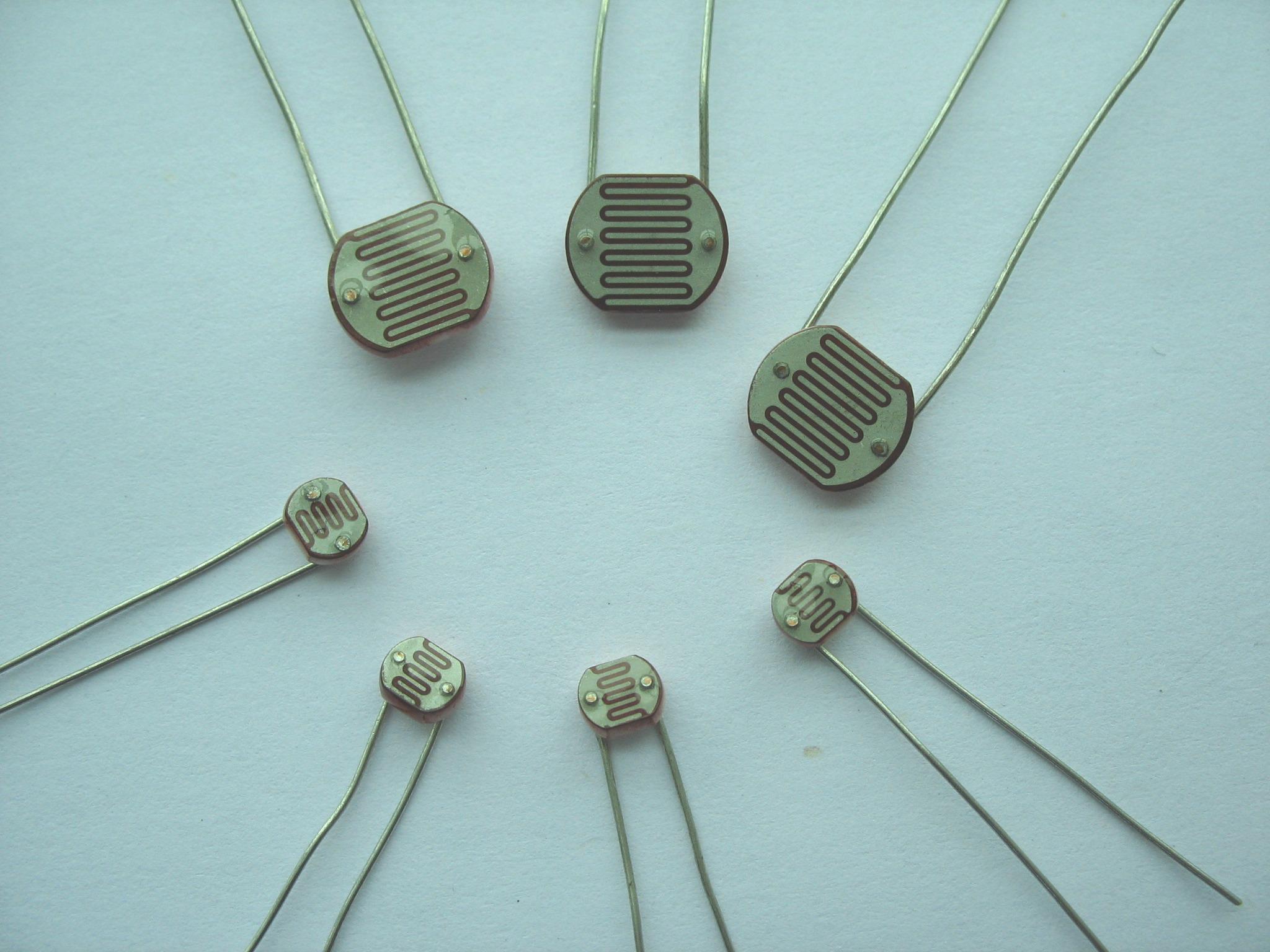 厂家 光敏电阻CDS