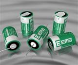 后备电源电池,锂亚电池ER14250-CB,3.6V/1200mAh